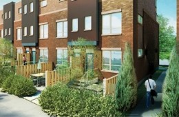 Minto's Caledonia Towns on the Park – LEED Gold Certified