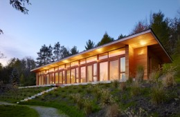 +House: Sustainability and Contemporary LEED® Gold Targeted Home